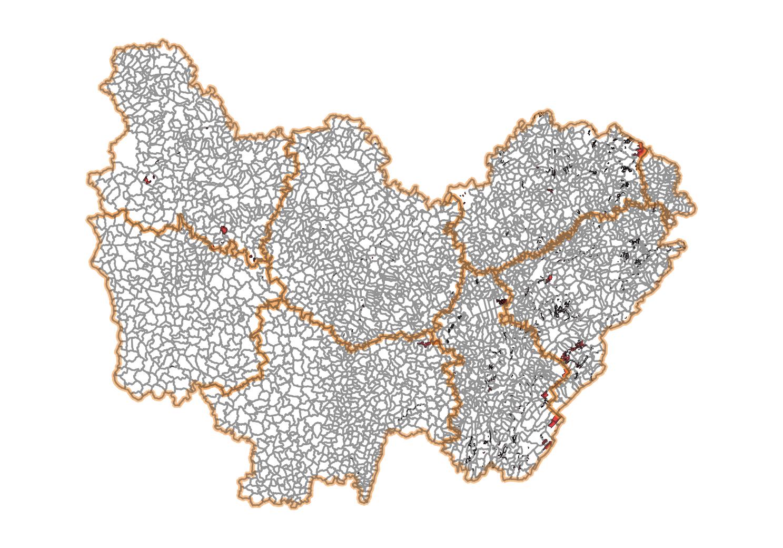 Arrêté préfectoral de protection de biotope (APPB) en Bourgogne-Franche-Comté
