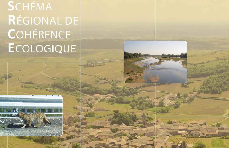 Schéma Régional de Cohérence Écologique (SRCE) de la Bourgogne