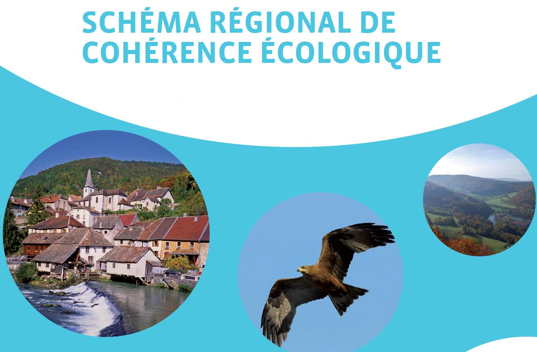 Schéma Régional de Cohérence Écologique (SRCE) de la Franche-Comté
