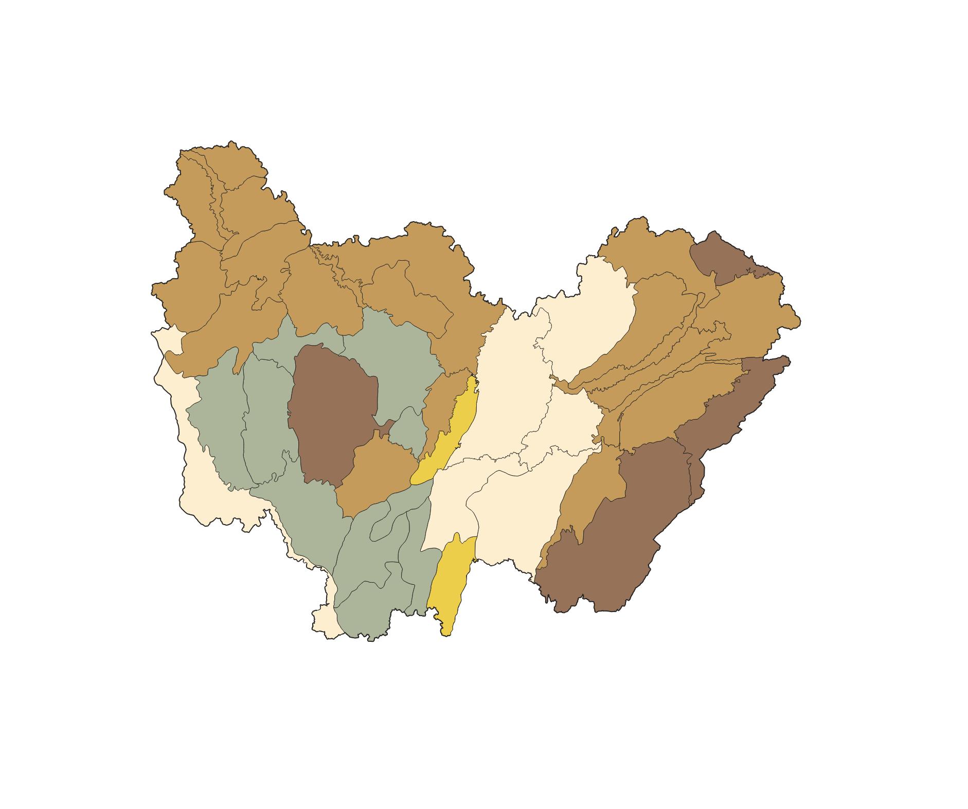 Ensemble paysagers de Bourgogne-Franche-Comté