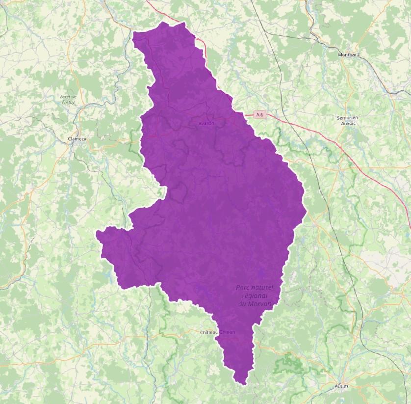 Contrat Territorial Eau et Climat Cure Yonne 2021-2024