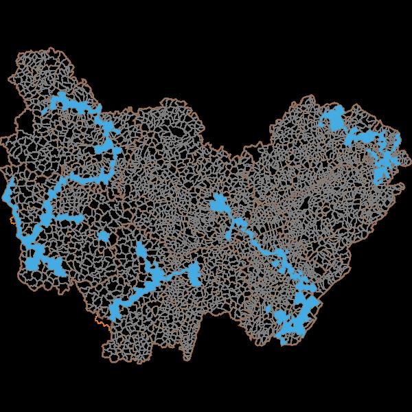 Zonage des Aides à Finalité Régionale en Bourgogne-Franche-Comté (AFR) 2014-2020 prorogée jusqu'au 31 décembre 2021