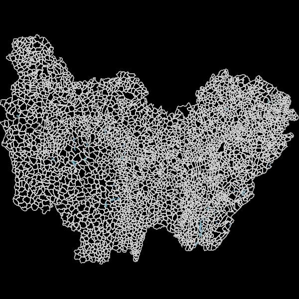 Masses d'eau plans d'eau en Bourgogne-Franche-Comté