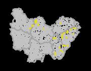 Traçages des eaux souterraines en Bourgogne-Franche-Comté : traçages en cours