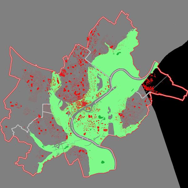 Territoire à risque important d'inondation (TRI) du Chalonnais
