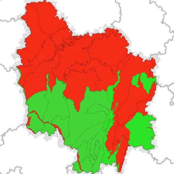 Qualité des masses d'eau souterraines en Bourgogne (2011)