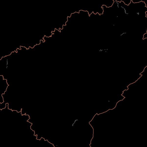 Cotes de références des cours d'eau du Doubs