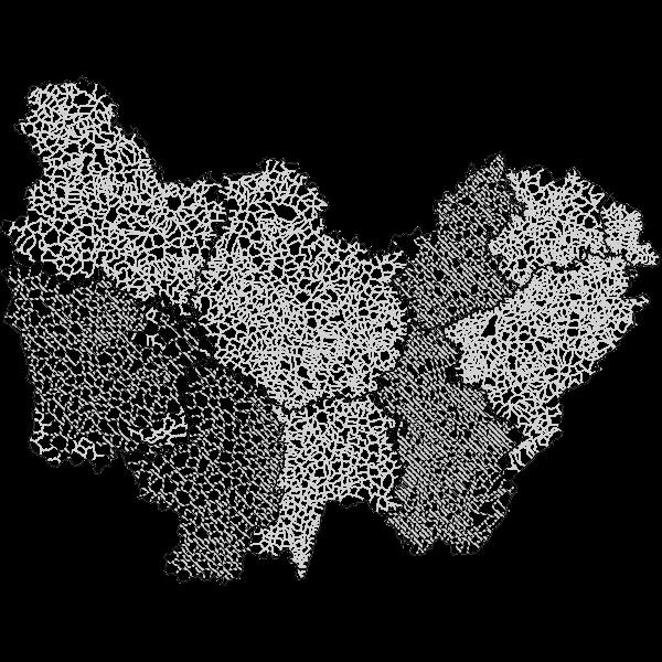 Type de cartographie relative à la détermination des cours d'eau en région Bourgogne-Franche-Comté