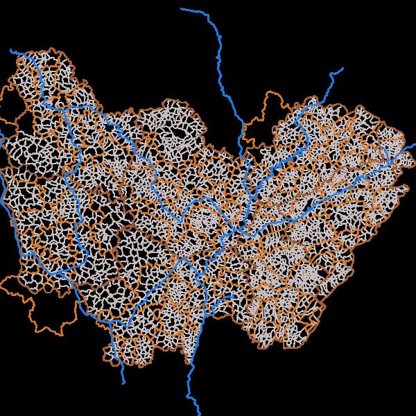 Voies navigables de Bourgogne-Franche-Comté