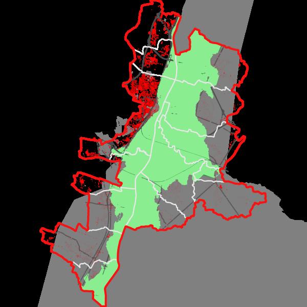 Territoire à risque important d'inondation (TRI) du Maconnais