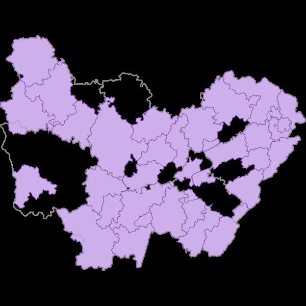Schéma de cohérence territoriale (SCOT) et PLUi valant SCOT en Bourgogne-Franche-Comté