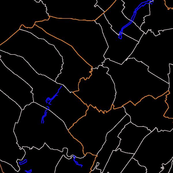 Zones submersibles hors Plan de Prévention des Risques Naturels (PPRN) dans le Doubs
