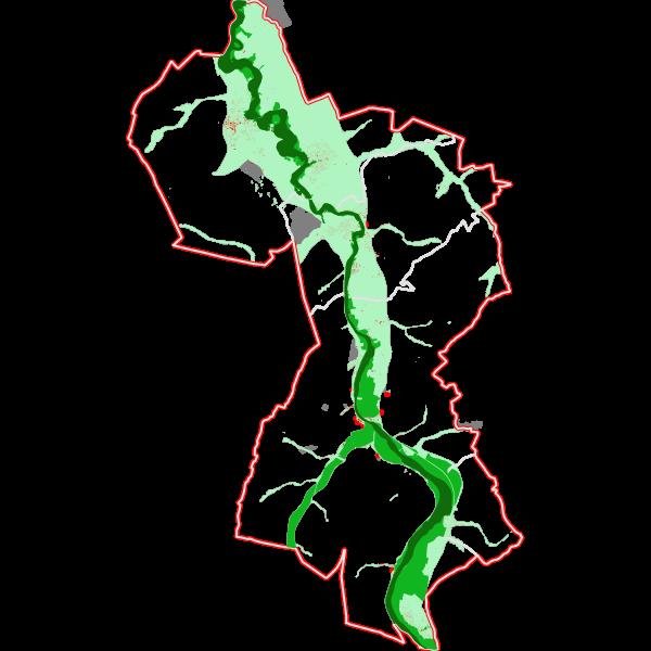 Territoire à risque important d'inondation (TRI) de l'Auxerrois