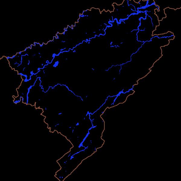 Zones inondables hors Plan de Prévention des Risques Naturels du département du Doubs