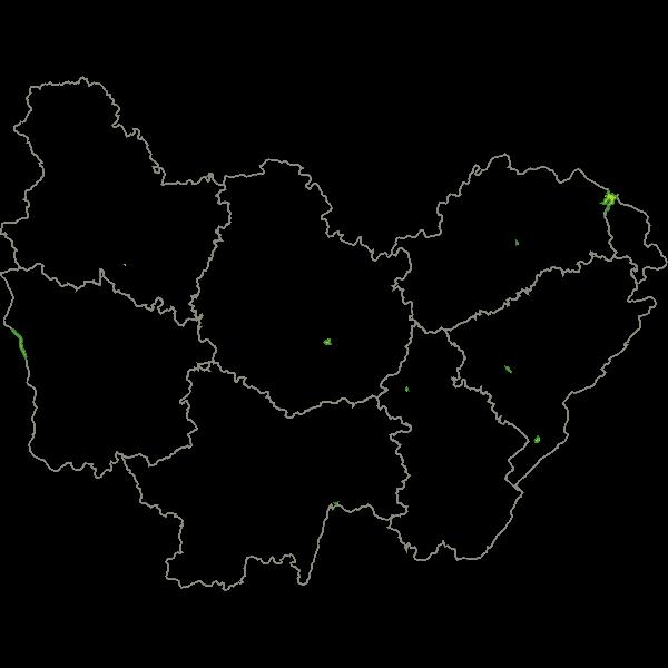 Réserves Naturelles Nationales (RNN) en Bourgogne-Franche-Comté