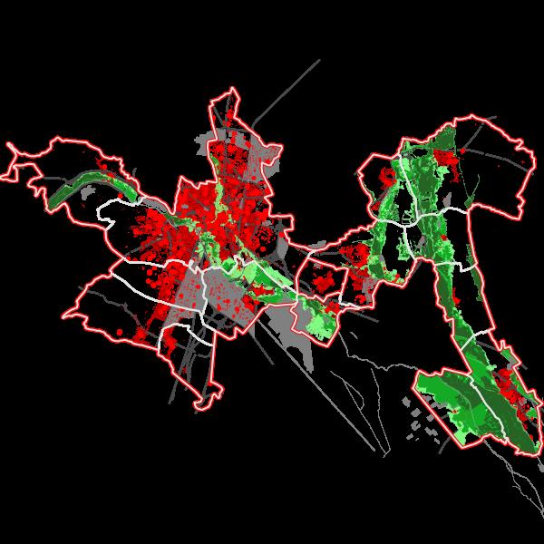 Territoire à risque important d'inondation (TRI) du Dijonnais